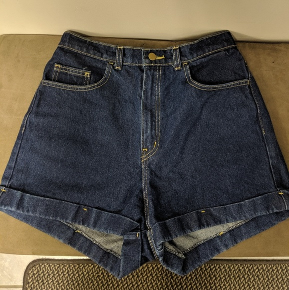 American Apparel Pants - American Apparel high waisted jeans